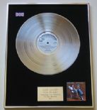DAVID CASSIDY - Rock Me Baby PLATINUM LP PRESENTATION Disc